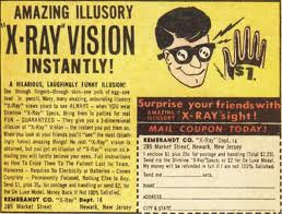 x ray glasses